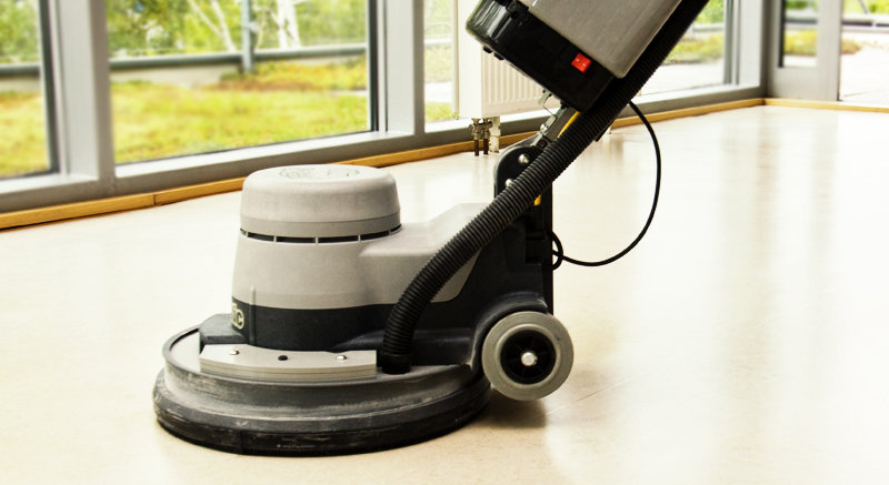 Office Cleaning Emergency floor services